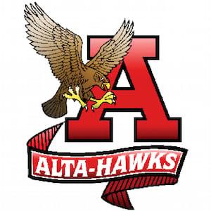 Alta school logo