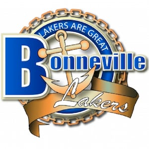 Bonneville school logo