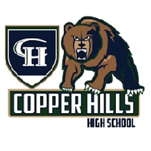 Copper Hills school logo