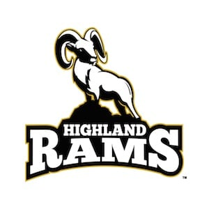 Highland school logo