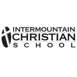 Intermountain Christian school logo