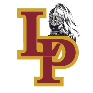 Lone Peak school logo
