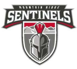 Mountain Ridge school logo