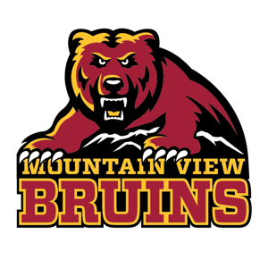 Mountain View school logo