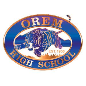 Orem school logo