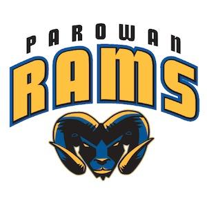 Parowan school logo