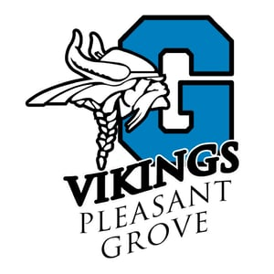 Pleasant Grove school logo
