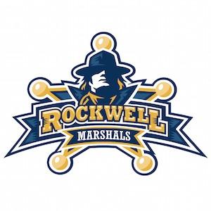 Rockwell school logo