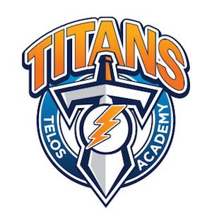 Telos school logo