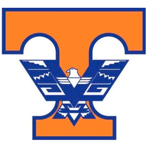 Timpview school logo