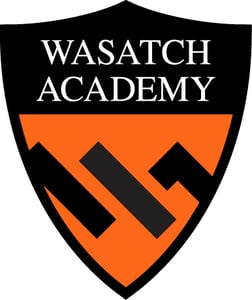 Wasatch Academy school logo