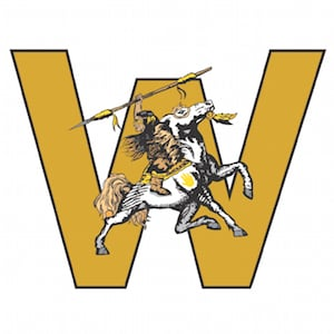 Whitehorse school logo